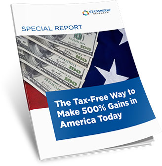 The tax free way to make 500 gains in america todaymag3 renderg its a way for you to get money out of the financial markets into something real and potentially sell for several times your initial investment malvernweather Image collections